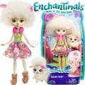 Enchantimals Кукла Агънце Lorna Lame FCG65