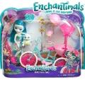 Enchantimals Игрален комплект Built For Two FJH11