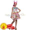 Rubies Детски карнавален костюм Enchantimals Bree Bunny 641213