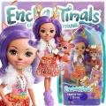 Enchantimals Пазителите на гората Кукла Danessa Deer и еленче Sprint FNH23