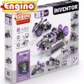 Engino Inventor Конструктор - 30 в 1 Моторизиран комплект 3031