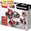 Engino Inventor Конструктор - 4 модела мотоциклети 432