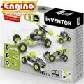 Engino Inventor Конструктор - 4 модела коли 431