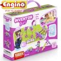 Engino Inventor Конструктор - 5 модела за момичета IG05