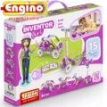 Engino Inventor Конструктор - 15 модела за момичета IG15
