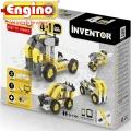 Engino Inventor Конструктор - 4 модела машини 434