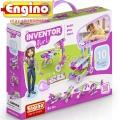 Engino Inventor Конструктор - 10 модела за момичета IG10