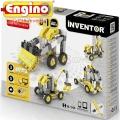 Engino Inventor Конструктор - 8 модела машини 834