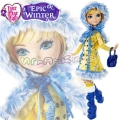 Ever After High Epic Winter Кукла Блонди Локс
