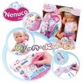 *Famosa - Nenuco Кукла с дрехи за оцветяване 9026