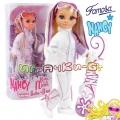 """Famosa - """"Снежна Магия"""" Прелестна кукла Nancy със сноуборд"""