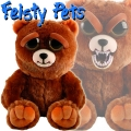 Feisty Pets Плюшена играчка Мече 32327006