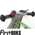 *FirstBIKE - Звънец за колело Compass Pink