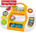 Fisher Price Занимателна играчка Rainforest Friends
