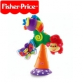 Fisher Price Играчка въртележка за маса Rainforest L2175