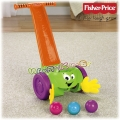 Fisher Price - Scoop & Whirl Popper W9860 Играчка за бутане
