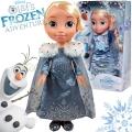 """*Disney Frozen """"Коледа с Олаф"""" Пееща кукла Елза 72536"""