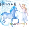 Disney Frozen Кукла Елза и фигурка Нок E5516