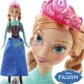 Disney Frozen CFB81 - Блестяща кукла Принцеса Анна