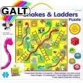 "Galt 1005044 Забавна игра ""Змии и стълби"""