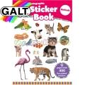 """Galt 1005032 Книжка със стикери """"Животни"""""""