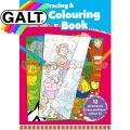 Galt 1004834 Книжка за прекопиране и оцветяване