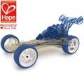 Hape 5508 Дървена количка Драгстър