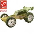 Hape 5509 Дървена количка Бързата стрела