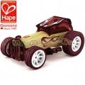 Hape 5510 Дървена количка Непобедим