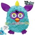 Hasbro Furby Интерактивна играчка Фърби в синьо и лилаво