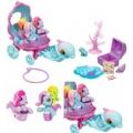My Little Pony Игрален комплект Колесница с делфини Hasbro