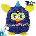 Hasbro Furby Интерактивна играчка Фърби в синьо и жълто Starry Nigh Mint