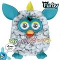 Hasbro Furby Интерактивна играчка Фърби в сиво и синьо Raincloud