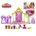 Hasbro - Play-doh Белa и Рапунцел Disney Princess A2592