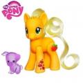 My Little Pony Кристална Империя ДЕЛУКС Пони Applejack Hasbro