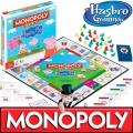 Hasbro WM25188 Семейна игра Monopoly Peppa Pig