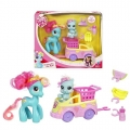 My Little Pony Понита на пазар с количка Hasbro