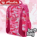 Herlitz be.bag AIRGO Girls Раница Camouflage Pink