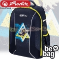Herlitz be.bag AIRGO Boys Раница Space Man