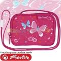 Herlitz Mix Портмоне с връзка Butterfly 50008803