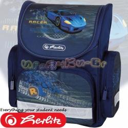 2015 Herlitz Mini - Раница за училище Blue Racer