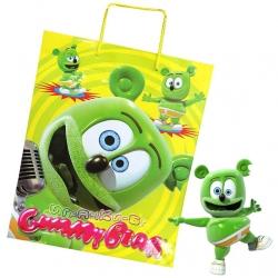 *Gummy Bear - Чантичка за подарък с любимото мече Гъми Беар 32 см.
