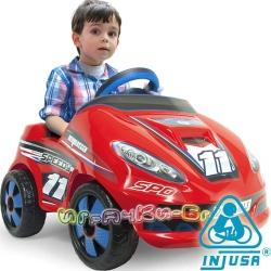 Injusa Акумулаторна кола с дистанционно управление Speedy iMove 6V 316022