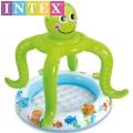 Intex Надуваем басейн със сенник октопод 57115NP
