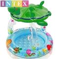 """Intex Детски басейн със сенник """"Костенурка"""" 57119"""