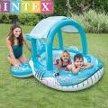 Intex Детски басейн със сенник Кит 57125NP