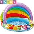 Intex Детски басейн със сенник Winnie The Pooh 57424