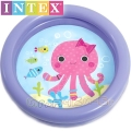 "Intex Бебешки басейн ""Весели животинки Октопод"" 59409"