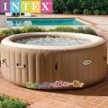 Intex Надуваемо джакузи с въздушни струи PureSpa Bubble Massage 28426