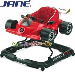 Jane Проходилка Formula Kid Red 6432 G74